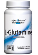 Alpha Science L-Glutamine Powder 250 Grams
