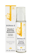 Derma e Vitamin C Renewing Moisturizer 60 Ml