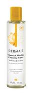 Derma e Vitamin C Micellar Cleansing Water 175 Ml