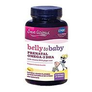 Sea-licious Prenatal Omega 3 + Vitamin D3 60 Softgels