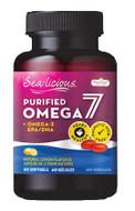 Sea-licious Purified Omega 7 -60 Softgels