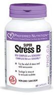Preferred Nutrition Super Stress B50 Complex 120 Capsules