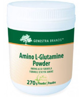 Genestra Amino L Glutamine Powder 270 Grams (9.5 Oz)