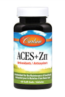 Carlson ACES+ Zn 60 Softgels