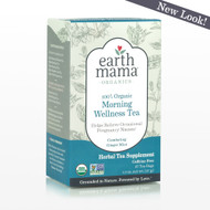 Earth Mama Organic Morning Wellness 16 Teabags