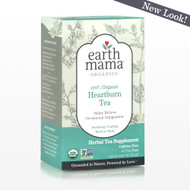 Earth Mama Organic Heartburn Tea 16 Teabags