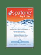 Spatone Liquid Iron 28 Sachets Front