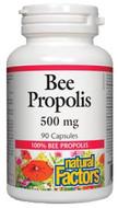 Natural Factors Bee Propolis 500 mg 90 Capsules