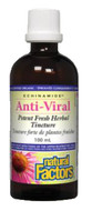 Natural Factors Anti-Viral Potent Fresh Herbal Tincture 100 ml