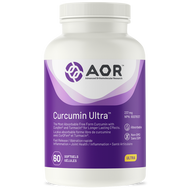 AOR Curcumin Ultra 60 Softgels