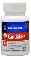 Enzymedica EZ Balance (Candidase) 42 Veg Capsules