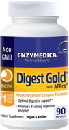 Enzymedica Digest Gold 90 Veg Capsules