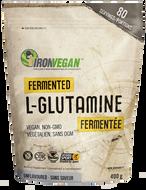 Iron Vegan Sprouted Fermented L Glutamine 400g