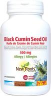 New Roots Black Cumin Seed Oil 500 mg 120 Softgels