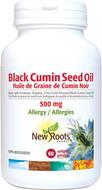 New Roots Black Cumin Seed Oil 500 mg 60 Softgels