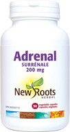 New Roots Adrenal 200 mg 90 Veg Capsules