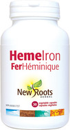 New Roots Heme Iron 11 mg 30 Veg Capsules
