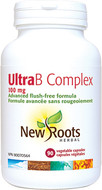New Roots Ultra B Complex 100 mg 90 Veg Capsules
