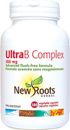 New Roots Ultra B Complex 100 mg 180 Veg Capsules
