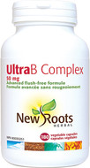 New Roots Ultra B Complex 50 mg 180 Veg Capsules