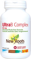 New Roots Ultra B Complex 50 mg 90 Veg Capsules