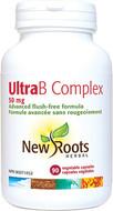 New Roots Ultra B Complex 50 mg 90 Veg Capsules