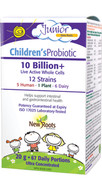 New Roots Children's Probiotic 10 Billion 20 g