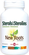 New Roots Sterols & Sterolins Cholesterol 120 Softgels