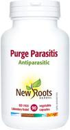 New Roots Purge Parasitis 90 Veg Capsules