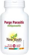 New Roots Purge Parasitis 180 Veg Capsules