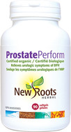 New Roots Prostate Perform Certified Organic 90 Softgels