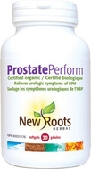 New Roots Prostate Perform Certified Organic 30 Softgels