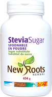 New Roots Stevia Sugar Spoonable 454 g