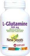 New Roots L-Glutamine 500 mg 240 Veg Capsules