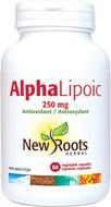 New Roots Alpha Lipoic 250 mg 60 Veg Capsules