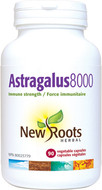 New Roots Astragalus 8000- 500 mg 90 Veg Capsules
