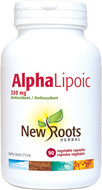 New Roots Alpha Lipoic 250 mg 90 Veg Capsules