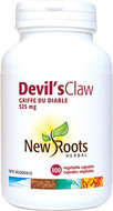 New Roots Devil's Claw 525 mg 100 Veg Capsules