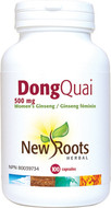 New Roots Dong Quai 500 mg 100 Veg Capsules