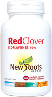 New Roots Red Clover Isoflavones 60 Veg Capsules