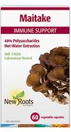 New Roots Maitake 400 mg 60 Veg Capsules