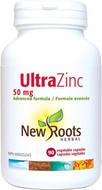 New Roots Ultra Zinc 50 mg 90 Veg Capsules