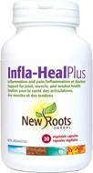 New Roots Infla-Heal Plus 30 Veg Capsules