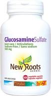 New Roots Glucosamine Sulfate 500 mg 500 Veg Capsules