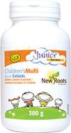New Roots Children's Multi Berry-Lemon Flavour 300 g