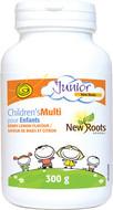 New Roots Children's Multi Berry-Lemon Flavour 300 g
