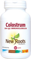 New Roots Colostrum 570 mg 60 Veg Capsules