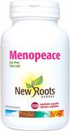 New Roots Menopeace 120 Veg Capsules