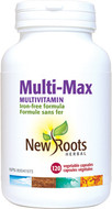 New Roots Multi-Max 120 Veg Capsules