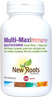 New Roots Multi-Max Immune 240 Veg Capsules